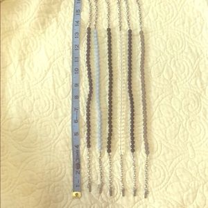 Lia Sophia 16 inch necklace strands